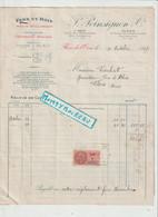 V P : Orne à Flers- Caen : P. Poisignon : Fers Et Bois , 1937 - Unclassified