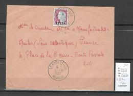 Reunion - Lettre PITON SAINT LEU - 1963 - Storia Postale