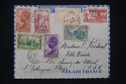 CÔTE D'IVOIRE - Enveloppe De Bobo Dioulasso Pour La France En 1941 - L 95151 - Covers & Documents