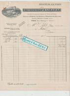 V P : Paris 13 Em ; Etabl. J . Bachelet , Maisons A. Rainal ( Messei), Neuvy Sur Loire ; 1923 - Unclassified