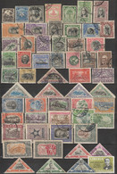 Liberia Old Stamps Small Selection (please Read Description) B210401 - Liberia