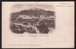CPA Roumanie / Romania -   Brașov - Dealul Străjii - Roumanie