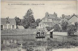 44   Chateaubriant  -   L'etang De La Torche - Châteaubriant