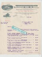 V P : Paris 13 Em ; 1927 , J Bachelet établissement  Pour  Messei Orne 61 , 1927 , Pharmacie - Unclassified
