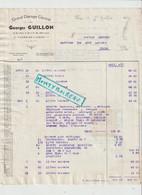 V P : Flers , Orne : Garage  Guillon , Pour  Flers Rue  Abbé Lecornu , 1940 - Unclassified