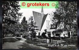 BERGEN (NH) Dr. Van Peltlaan Met Gereformeerde Kerk 1960 - Other