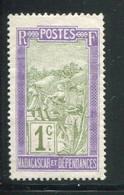 MADAGASCAR- Y&T N°94- Oblitéré - Used Stamps