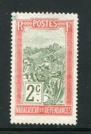 MADAGASCAR- Y&T N°95- Oblitéré - Used Stamps