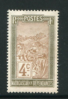 MADAGASCAR- Y&T N°96- Oblitéré - Used Stamps