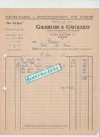 V P : CAEN , Grandin Et Guérard , Mercerie,bonneterie En Gros Pour  Condé Sur  Noireau , Calvados - Unclassified