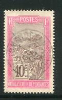 MADAGASCAR- Y&T N°98- Oblitéré (très Belle Oblitération!!!) - Used Stamps