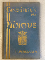 1949 - Geschiedenis Van NINOVE - Deel 1 - H. Vangassen - Geschichte