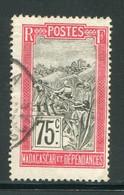 MADAGASCAR- Y&T N°107- Oblitéré - Used Stamps