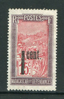 MADAGASCAR- Y&T N°125- Oblitéré - Used Stamps