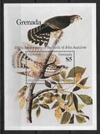 Grenada 1985 Vögel Mi.-Nr. Block 136  **/MNH - Cuckoos & Turacos