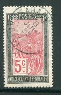 MADAGASCAR- Y&T N°131- Oblitéré (très Belle Oblitération!!!) - Used Stamps