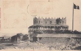 Djibouti, French Somali Coast, Governor's Palace Palais Du Gouverneur C1900s/10s Vintage Postcard - Djibouti