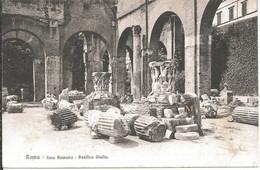 Roma - Foro Romano - Basilica Giulia - Other Monuments & Buildings