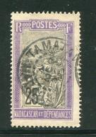 MADAGASCAR- Y&T N°134- Oblitéré - Used Stamps