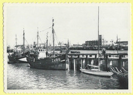 2633 - BELGIE - BELGIUM - ZEEBRUGGE - VISSERSHAVEN - PORT DE PECHE - FISHING PORT - Z93 - Z488 - Zeebrugge