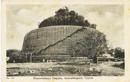 6664  - Sri Lanka  -  CEYLON   :  Ruanwelisaya  Dagoba ,  Anuradhapura  ( Disparu ??) - édit : John & Co , Ceylon (Copy - Sri Lanka (Ceylon)