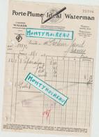 V P : Paris 2 Em , 1902 , Porte Plume Waterman , Pour  Orne , Exmes - Unclassified