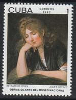 CUBA - Art, Peintures Du Musée D'Art National - MNH - 1982 - Unused Stamps