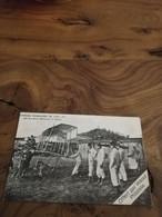 GRANDES MANOEUVRES DE L EST 1911 LES AVIATEURS MILITAIRES A VESOUL OFFERT PAR VESOUL PHILATELIE - Vesoul