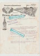 V P : Salon De Provence, 13 , Huilerie-Savonnerie , 1923 , Henri Gamel  Fils - Unclassified
