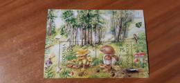 Mint Stamp Slovenia - Mushroom - Slovenia