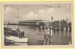2636 - BELGIE - BELGIUM - ZEEBRUGGE - DE NIEUWE VISMIJN - LA NOUVELLE MINQUE - THE NEW FISH MARKET - Zeebrugge