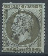 Lot N°60501    N°19, Oblit Cachet à Date - 1862 Napoleon III