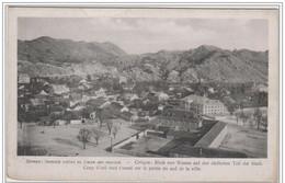 AK - (Montenegro) CETINJE - Blick Von Westen Auf Den Südlichen Stadtteil 1910 - Montenegro