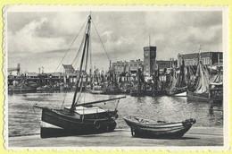 2637 - BELGIE - BELGIUM - ZEEBRUGGE - DE HAVEN EN VISMIJN - LE PORT ET LA MINQUE - THE HARBOR AND FISH MARKET - Zeebrugge