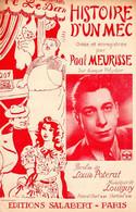PAUL MEURISSE - HISTOIRE D'UN MEC - 1941 - TRES BON ETAT - - Autres