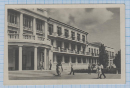 USSR Vintage Photo Postcard UKRAINE Odessa Sanatorium All-Union Central Council Of Trade Unions Medicine 1950s - Ukraine