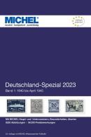 MICHEL Deutschland Spezial Katalog 2021 - Band 1 - Germania