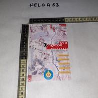 FB7689 LATISANA 1995 TIMBRO ANNULLO VIGILI DEL FUOCO VOLONTARI XVII CONGRESSO NAZIONALE - 1991-00: Storia Postale
