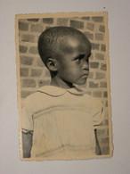 "Muramba : Orphelinat ""Noël"" - ""Songeuse"" (Enfant) - Ruanda-Urundi"