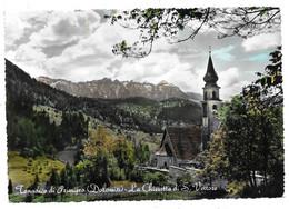 Tonadico Di Primiero (Trento). La Chiesetta Di San Vittore. - Trento