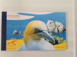 Alderney Seabirds 2006 MNH . Prestige Booklet. - Alderney
