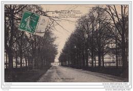 86) Ecole De Réforme De Saint Hilaire (Vienne) Grande Avenue - Pavillons Du Personnel - Sin Clasificación