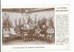 Uccle-lez-Bruxelles - Le Foyer Des Enfants [AA49-5.910 - Unclassified