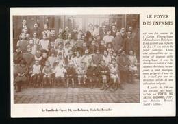 Uccle-lez-Bruxelles - Le Foyer Des Enfants - La Famille Du Foyer [AA49-5.911 - Unclassified