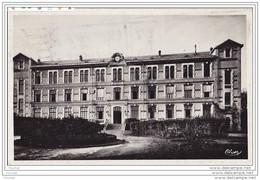 23) Guéret.- (Creuse) Le Lycée De Jeunes Filles  - (oblitération De 1950) - Guéret