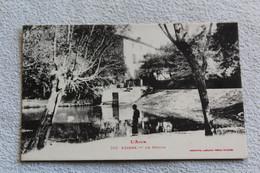 Cpa 1920, Pézens, Le Moulin, Aude 11 - Other Municipalities