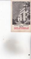 CPA 75 PARIS, EXPO Coloniale De 1931. (Scann Du Dos...Maggi) - Exhibitions