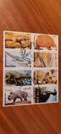 Used Stamp Oman - Dinosaurs - Oman