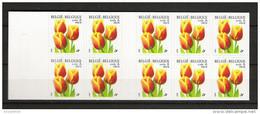Boekje  34 Tulpen ** - Booklets 1953-....