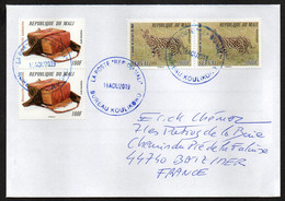 MALI ENVELOPPE COVER KOULIKORO 2019 - Mali (1959-...)